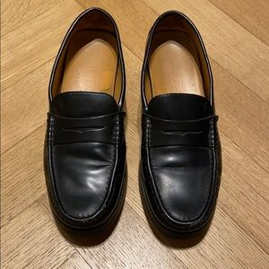 Tod's Black Loafers - Size 7
